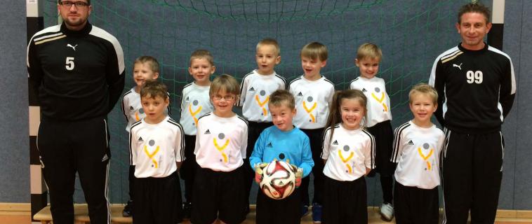 Herzensangelegenheit: eddyson unterstützt Bambini-Fußball